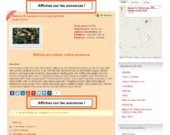 Petites annonces publicitaire en Haute Loire